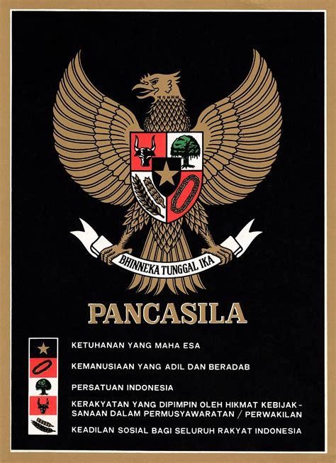 Garuda Pancasila gambar burung garuda pancasila dan maknanya republika rss