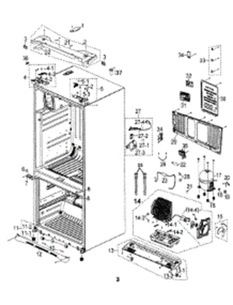 samsung refrigerator wiring diagram samsung refrigerator
