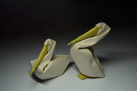 Unique Origami - curved origami unique style by hoang tien quyet ego