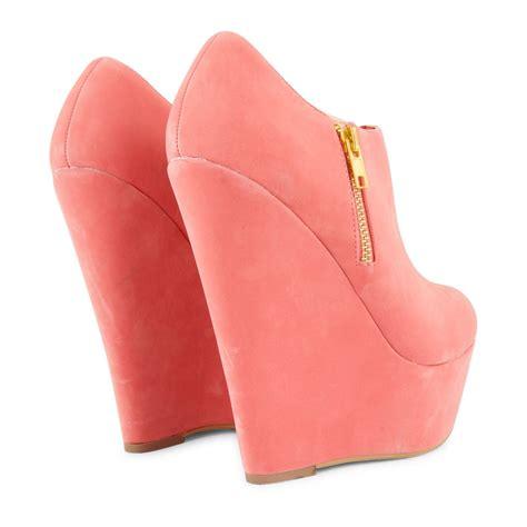 new womens wedge high heels platform strappy