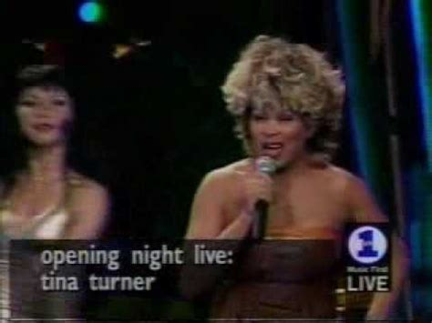 Joe Turner Nothings Changed tina turner absolutely nothings changed live in minneapolis 2000
