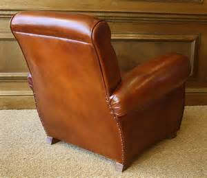 antique leather chair seat restore
