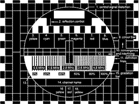 test pattern black and white 101 best images about test pattern on pinterest
