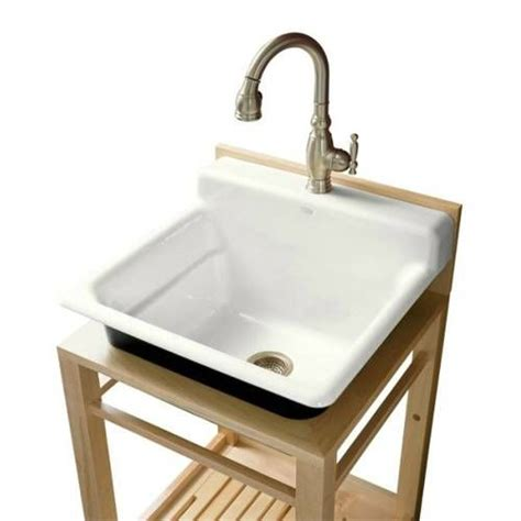 kohler laundry room sink laundry room sinks 7 kohler utility sink stand