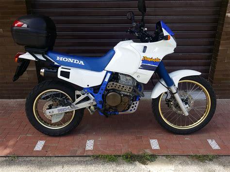 Shock Casoli Ecco Anche La Honda Dominator