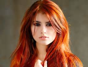 orange brown hair color brown orange hair color in 2016 amazing photo