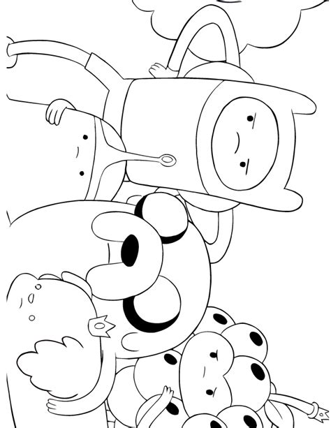 free coloring pages of clarence