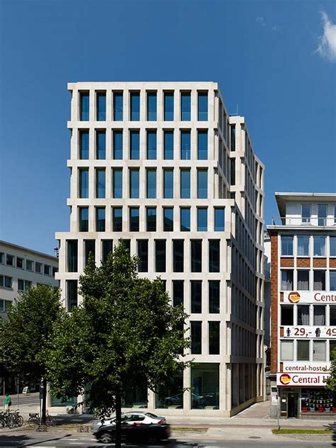 architekten in bremen stadthaus bahnhofstrasse in bremen max dudler