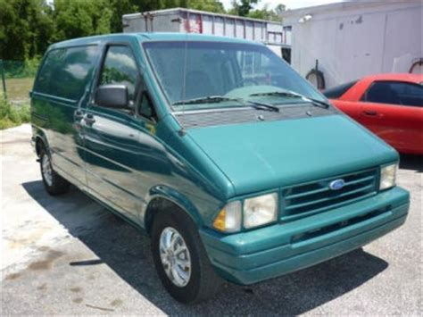 how to sell used cars 1997 ford aerostar parental controls 1997 ford aerostar pictures cargurus