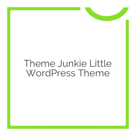 theme junkie affiliate theme junkie little wordpress theme 1 0 5 download nobuna