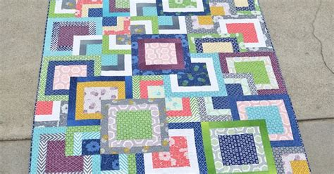 Moda Bake Shop Quilt Patterns by Free Pattern Simply Style Stacked Squares Quilt From