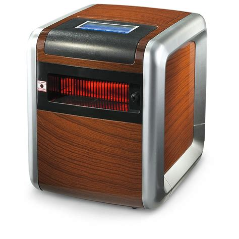 air purifier fan heater redcore 3 in 1 infrared space heater humidifier