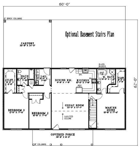1800 sq ft house plan 3 beds 2 baths 1800 sq ft plan 17 2141