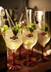 martini bianco glass raise a glass how to perk up prosecco daily mail online