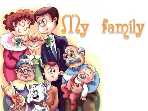 family urok