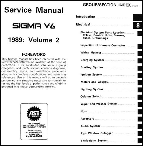 car owners manuals free downloads 1989 mitsubishi sigma electronic throttle control service manual auto manual repair 1989 mitsubishi sigma free book repair manuals mitsubishi
