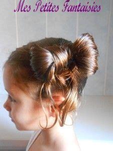 le chignon enfant coiffure enfant on coiffures articles and hair