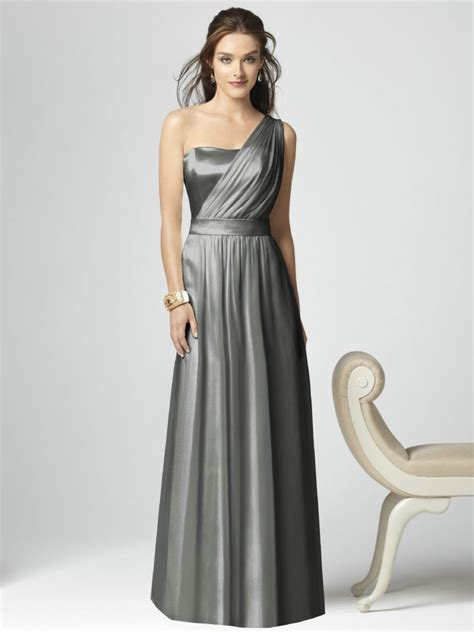 Silver Bridesmaid Dress by Silver Bridesmaid Dresses