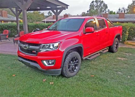 Colorado Diesel Towing by 2016 Chevrolet Colorado Diesel Towing Capacity Upcoming