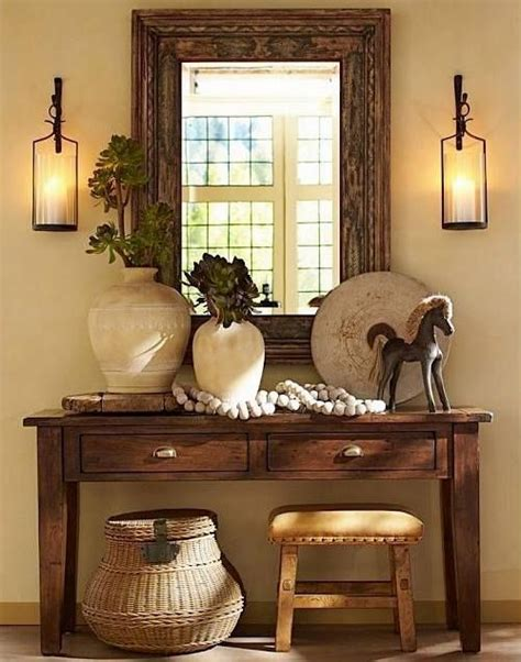 entry way table decorating 25 best ideas about entry table decorations on pinterest