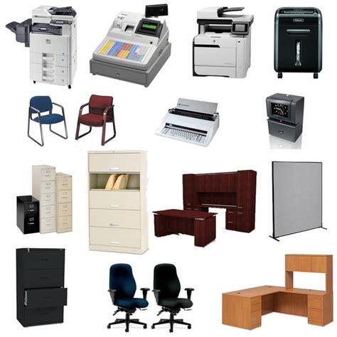 Office Desk Equipment Office Equipment Furniture