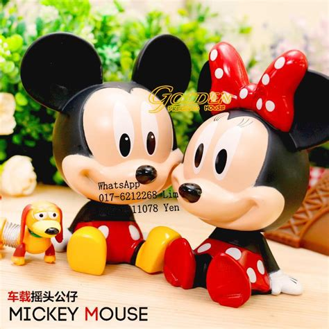 Pm Mickey by Mickey Minnie Mouse Mini Figure Hea End 1 9 2020 9 15 Pm