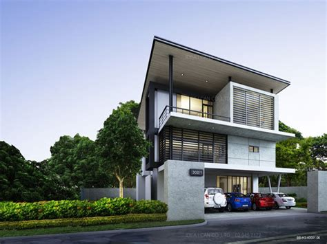 unique modern home design unique modern house plans modern two story house modern