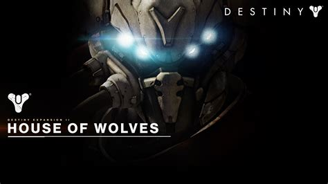 house of wolves expansion destiny gear list leaked for new house of wolves expansion