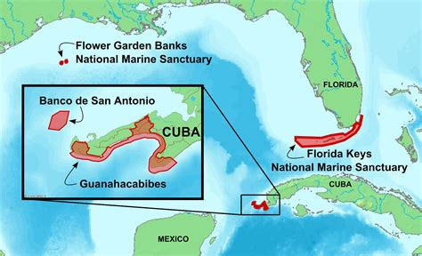 cuba and florida map the nancy foster chronicles mapping the unknown