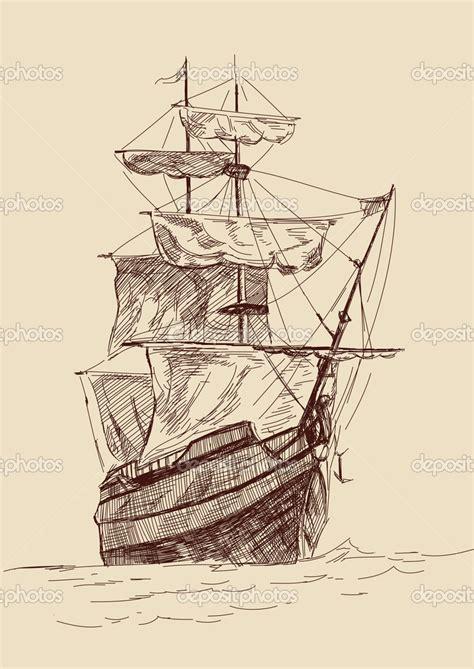 old boat vector old time sailing ship clip art vintage old ships