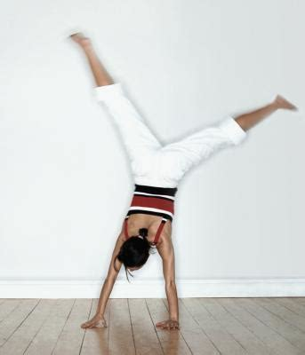 how to do gymnastics at home for timers livestrong