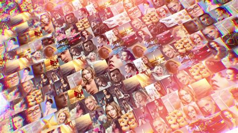 Mosaic Photo Reveal After Effects Template Free Download Free Photo Mosaic After Effects Templates