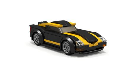 lego sports car ldd moc sports car lego town eurobricks forums