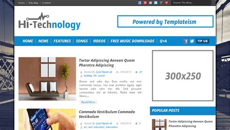 adsense for blogger top 11 seo friendly adsense ready blogger templates 2016