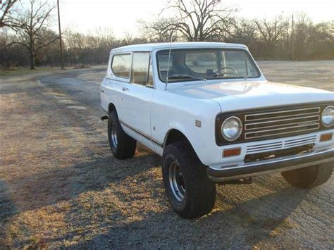 1971 international scout 2 dallas tx dallas classic cars custom cars vehicles for sale