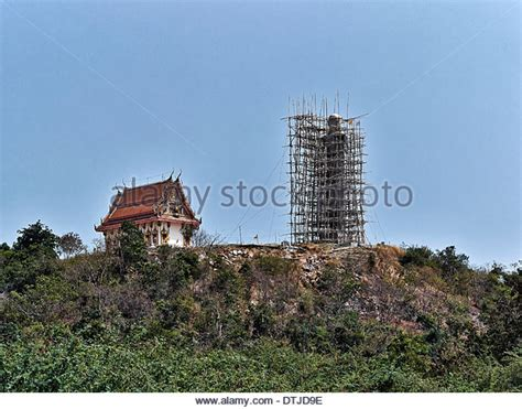 Large Standing L Large Standing Buddha Statue In Stock Photos Large