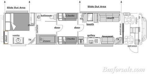 prevost floor plans 28 prevost rv floor plans prevost bus floor plans