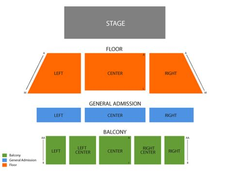 the national theatre seating chart the national seating chart events in richmond va