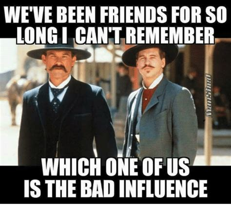 One Of Us Meme - 25 best memes about bad influence bad influence memes