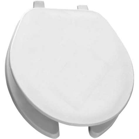 bemis open front toilet seat in white 75 000 the