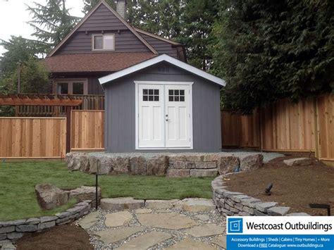 craftsman garden shed outbuild