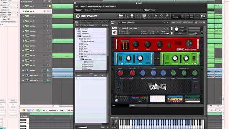 full version of kontakt 5 is found studio linked vst hip hop brass torrent