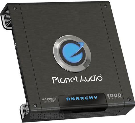 Planet Audio Bass Knob by Planet Audio Ac1000 2 Anarchy 1000 Watt 2 1 Channel