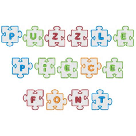 design of font crossword clue puzzle piece outline font by concord collections home