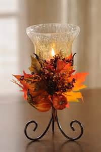 18 leaf centerpieces for fall and thanksgiving d 233 cor digsdigs
