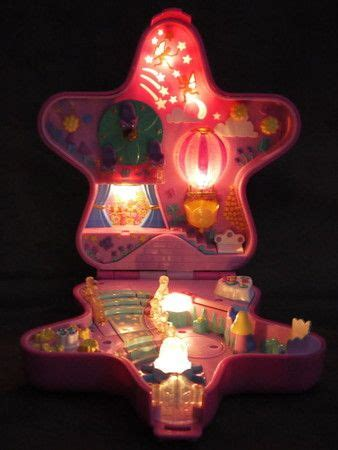 i would looooove to have this as my bedroom infant this will polly pocket i still have this brooklyn plays with