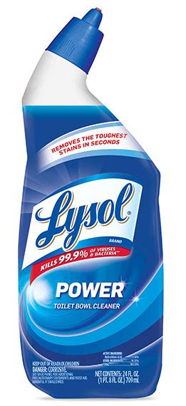 can you use toilet bowl cleaner on a bathtub lysol powertoilet bowl cleaner cleaning products