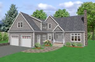 cape cod house plan country house plan two story traditional country house