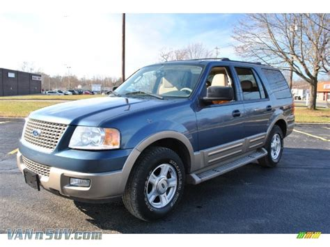 Ford Expedition Eddie Bauer by 2003 Ford Expedition Eddie Bauer 4x4 In Medium Wedgewood