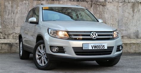 review  volkswagen tiguan  tdi philippine car news car reviews prices carguideph